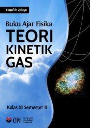 BUKU AJAR TEORI KINETIK GAS  (FIX)
