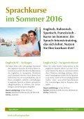 Sprachkurse im Sommer 2016 - Seite 2