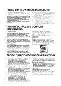 KitchenAid ZS 102 - Freezer - ZS 102 - Freezer PL (850767010100) Istruzioni per l'Uso - Page 2
