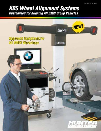 KDS Wheel Alignment Systems - Pro-Align