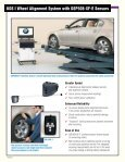 KDS Wheel Alignment Systems - Pro-Align - Page 6