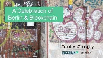 Berlin & Blockchain