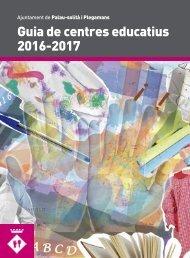 Guia de centres educatius 2016-2017