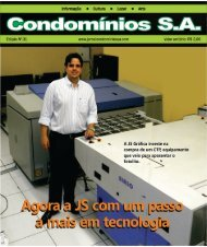 Condomínios Ed. 31