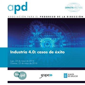 Industria 4.0 casos de éxito