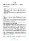 1 Compromiso con un Pacto de Estado por la Infancia - Page 6