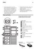 KitchenAid 401 576 97 - Fridge/freezer combination - 401 576 97 - Fridge/freezer combination  (853920511740) Istruzioni per l'Uso - Page 6