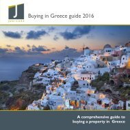 Buying in Greece guide 2016