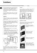 KitchenAid F 532 C.1 IX /HA - Oven - F 532 C.1 IX /HA - Oven CS (F053769) Istruzioni per l'Uso - Page 2