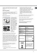 KitchenAid F 532 C.1 IX /HA - Oven - F 532 C.1 IX /HA - Oven CS (F053769) Istruzioni per l'Uso - Page 3
