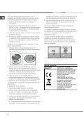 KitchenAid XBC 902 GH DC/HA - Hob - XBC 902 GH DC/HA - Hob PT (F048768) Istruzioni per l'Uso - Page 4