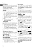 KitchenAid E2BGH 19223 F (TK) - Fridge/freezer combination - E2BGH 19223 F (TK) - Fridge/freezer combination TR (F082929) Istruzioni per l'Uso - Page 6