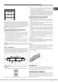 KitchenAid E2BGH 19223 F (TK) - Fridge/freezer combination - E2BGH 19223 F (TK) - Fridge/freezer combination TR (F082929) Istruzioni per l'Uso - Page 7
