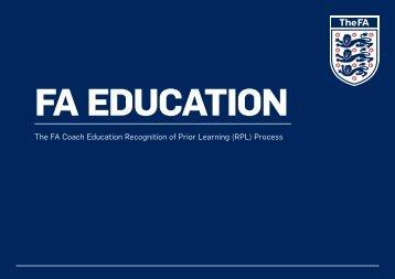 FA EDUCATION