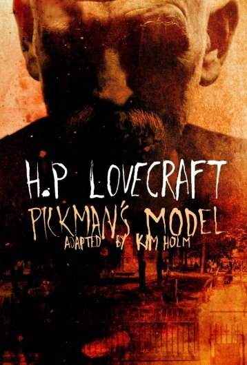 (H.P. Lovecraft) Pickman's Model