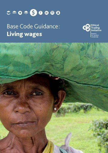 Base Code Guidance Living wages
