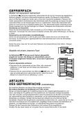KitchenAid ZCBB 7030 AA - Fridge/freezer combination - ZCBB 7030 AA - Fridge/freezer combination DE (859991016990) Istruzioni per l'Uso - Page 4