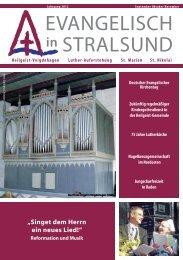 EVANGELISCH STRALSUND - St.Nikolai zu Stralsund