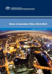 State of Australian Cities 2014-2015