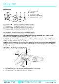 KitchenAid 2 DI-229 - Fridge/freezer combination - 2 DI-229 - Fridge/freezer combination DE (853970218080) Scheda programmi - Page 2
