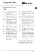KitchenAid JLG61P - Cooker - JLG61P - Cooker EN (F084155) Istruzioni per l'Uso - Page 3