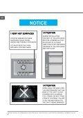 KitchenAid JLG61P - Cooker - JLG61P - Cooker EN (F084155) Istruzioni per l'Uso - Page 4
