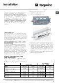 KitchenAid JLG61P - Cooker - JLG61P - Cooker EN (F084155) Istruzioni per l'Uso - Page 5