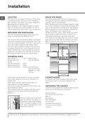 KitchenAid JLG61P - Cooker - JLG61P - Cooker EN (F084155) Istruzioni per l'Uso - Page 6