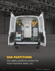 Van Partitions Buyer's Guide (2020)