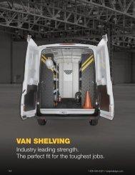 Van Shelving Buyer's Guide (2020)