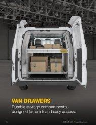Van Drawers Buyers' Guide (2020)