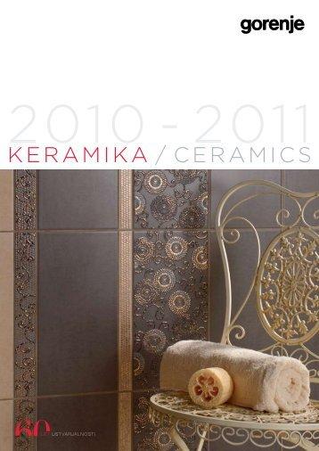 KERAMIKA / CERAMICS - Gorenje