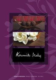 katalog proizvoda / product catalogue - KERAMIKA MODUS
