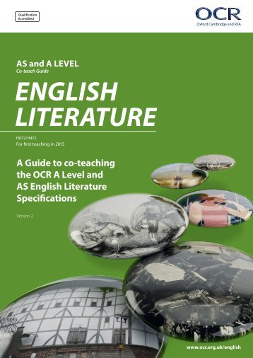 english literature a level coursework introduction