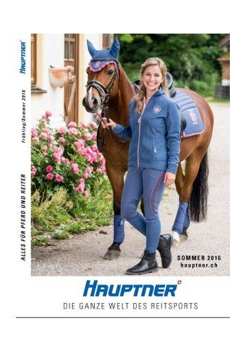Pferd & Reiter Frühling 16