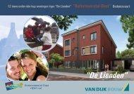 """""""De Lienden"""" te Dedemsvaart - Van Dijk Groep"""