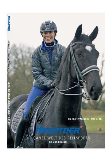 Pferd & Reiter Herbst 15