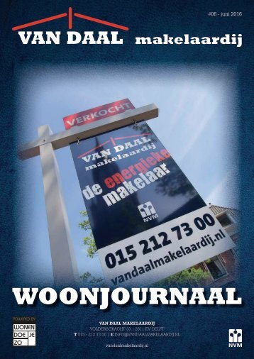 Van Daal Woonjournaal #6 | juni 2016