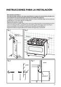 KitchenAid 30145172 PRO D70 AN - Cooker - 30145172 PRO D70  AN - Cooker ES (852340061000) Istruzioni per l'Uso - Page 2