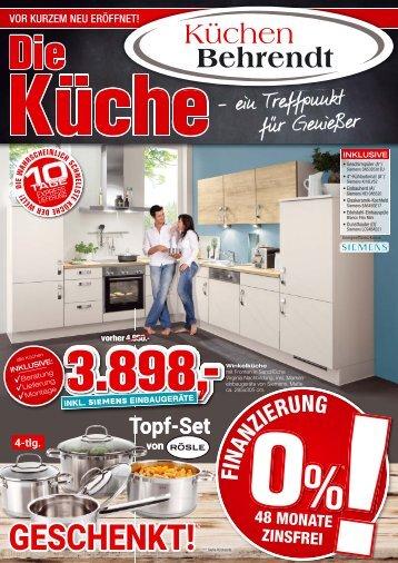 Nobilia Küchen Behrendt