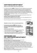 KitchenAid ZSZ 12 A1 D/HA - Refrigerator - ZSZ 12 A1 D/HA - Refrigerator NL (859991016980) Istruzioni per l'Uso - Page 4