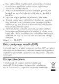Philips Sèche-cheveux et lisseur - Mode d'emploi - HUN - Page 4