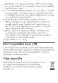 Philips Sèche-cheveux et lisseur - Mode d'emploi - LAV - Page 4
