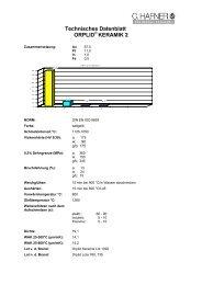 Technisches Datenblatt ORPLID® KERAMIK 2 - Bierduempfel Dental