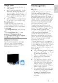 Philips 3200 series Téléviseur LED Smart TV plat - Mode d'emploi - SRP - Page 5