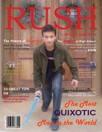 Rush: Dean Jones