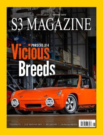 S3 Magazine // Issue 37
