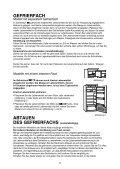 KitchenAid T 16 A2 D S/HA - Fridge/freezer combination - T 16 A2 D S/HA - Fridge/freezer combination DE (853903501510) Istruzioni per l'Uso - Page 4