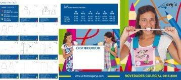 Catálogo Colegial 2015-2016