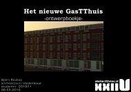 Het nieuwe GasTThuis - atelier 22vier